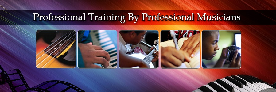Professional Training By Professional Musicians